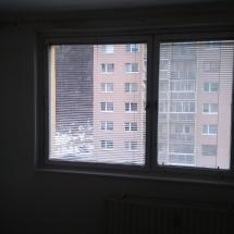 REALIZÁCIE / Okná a dvere (byt KK - pred realizáciou)