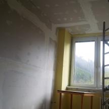 REALIZÁCIE / Sadrokartóny (Sanatórium Tatranská Kotlina)